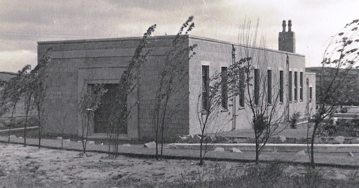 Filter House 1936
