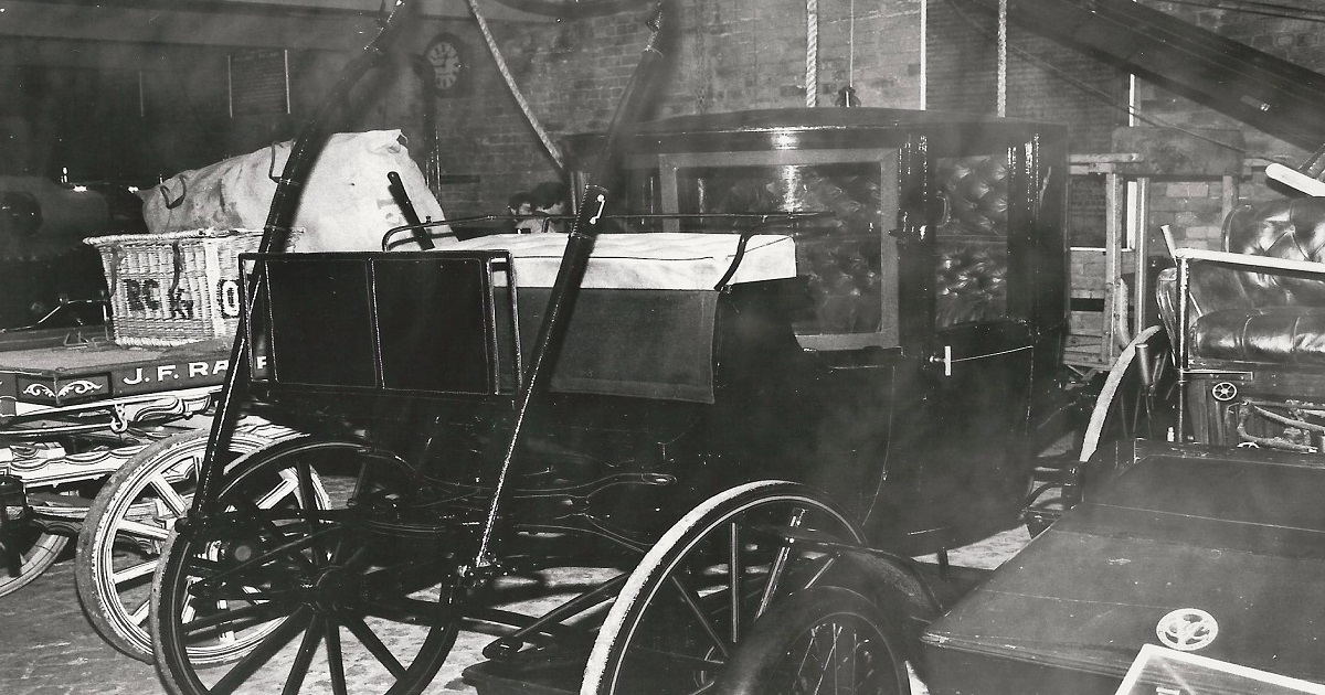 Esholt Hall, Carriages, Undated