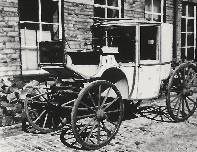 Esholt Hall,Carriages, Undated