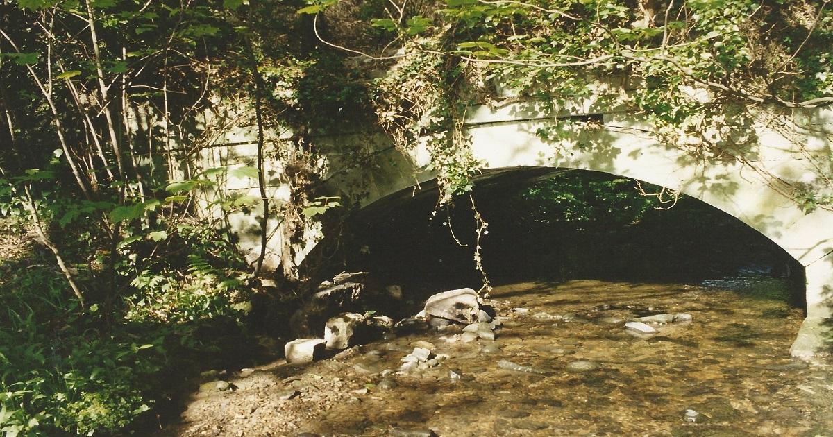 Clapper Bridge 1997