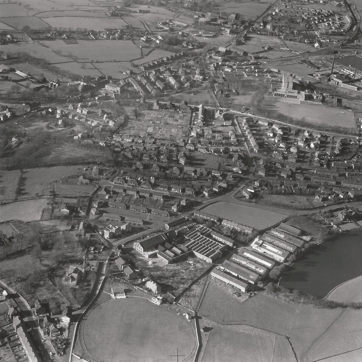 Aerial View 1962-1997