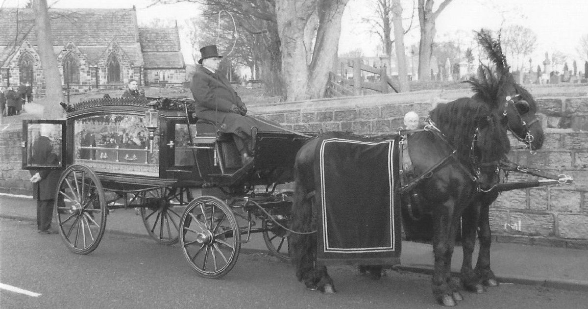 Funeral of Margaret Doreen Haigh (Peggy) 2014