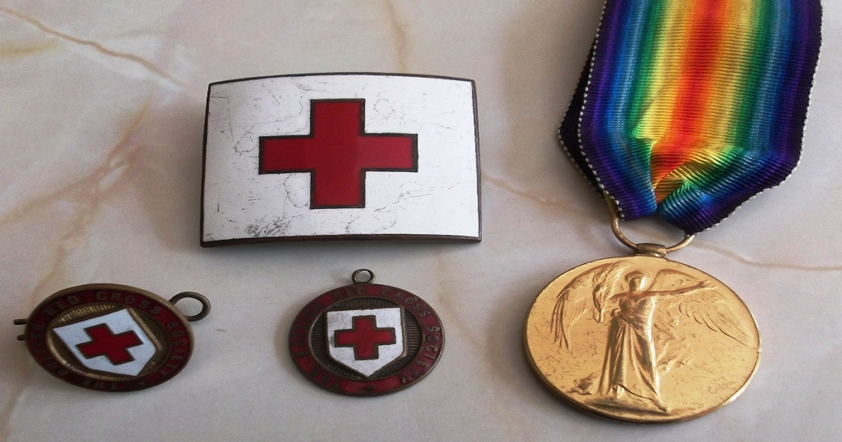 Frank-Thompson Medals 1919