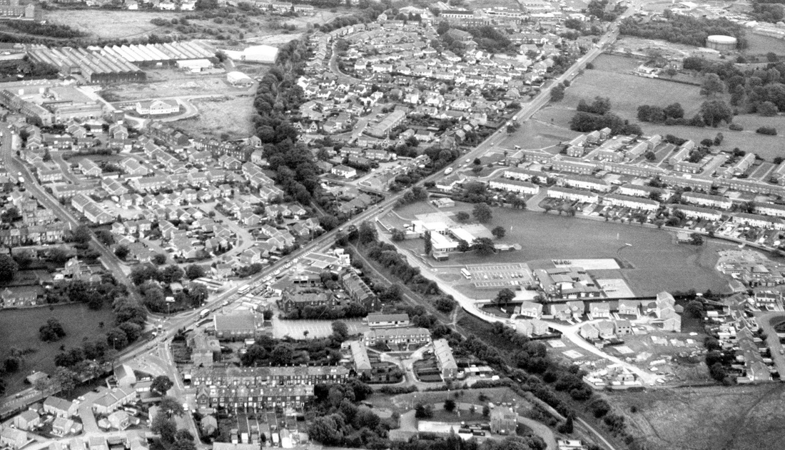 Aerial Views 1995