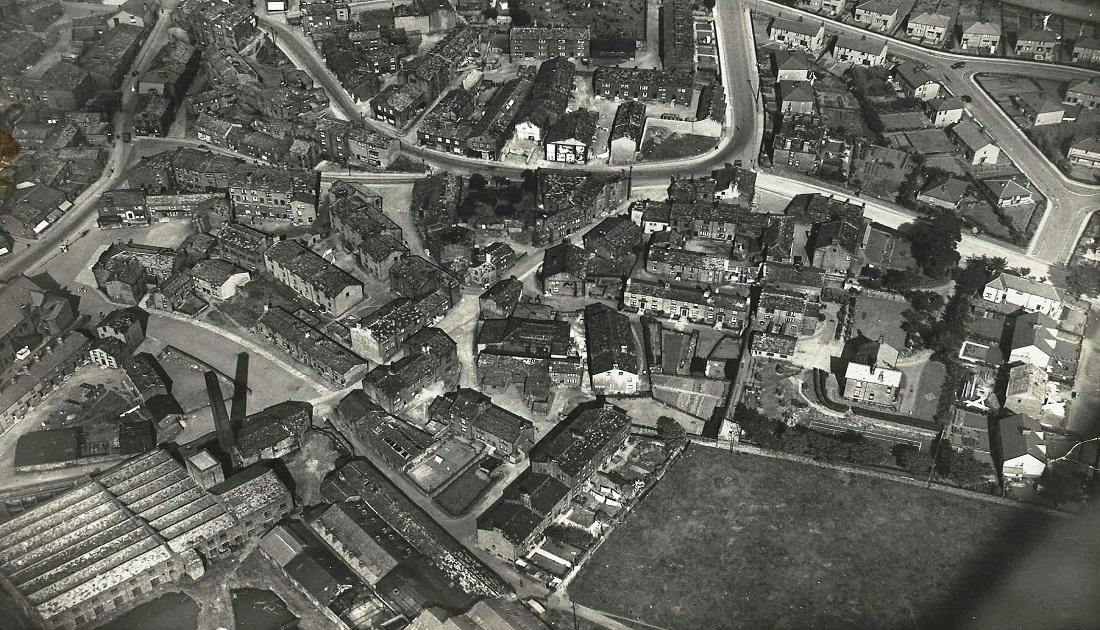 Aerial Views 1935