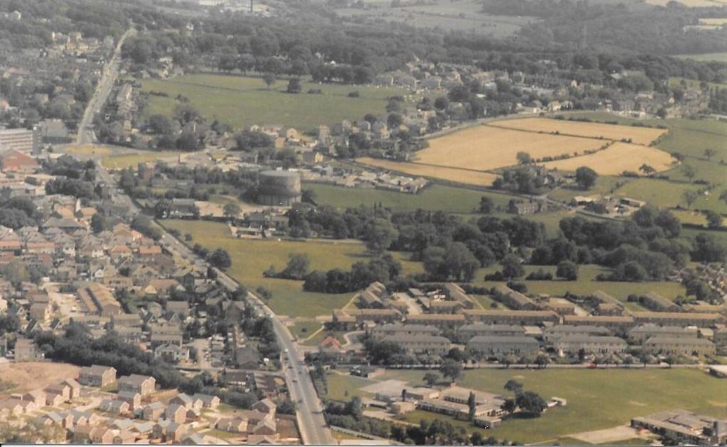 Aerial Views 1983