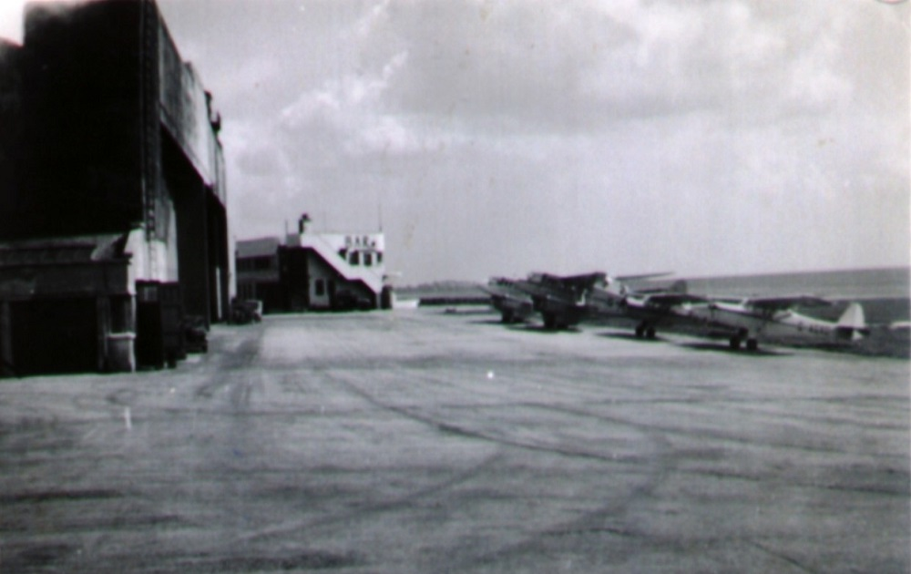 Aerodrome Pre 1939