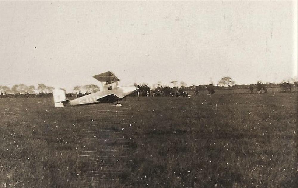 Aerodrome 1938/39