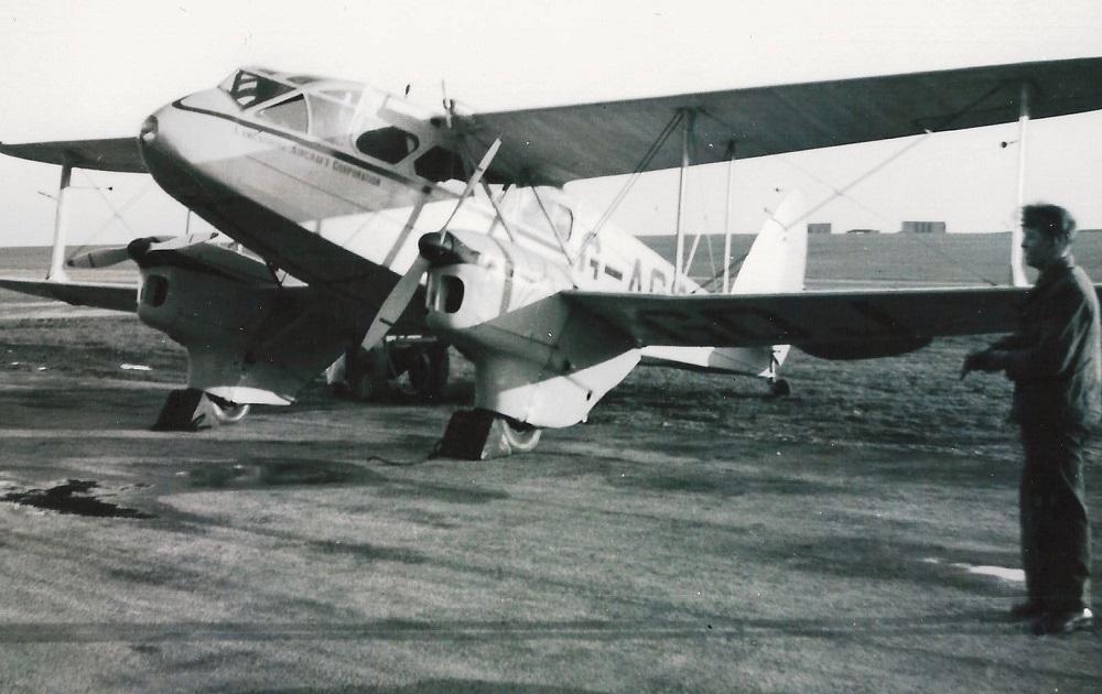 Aerodrome 1947/50