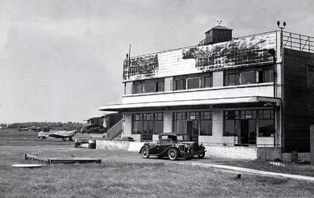 Aerodrome 1950