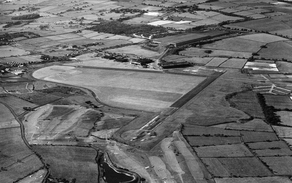 Aerodrome c1950